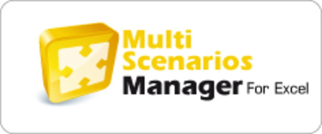 Multi Scenarios Manager for Excel Screenshot