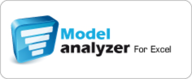 Model Analyzer for Excel Screenshot