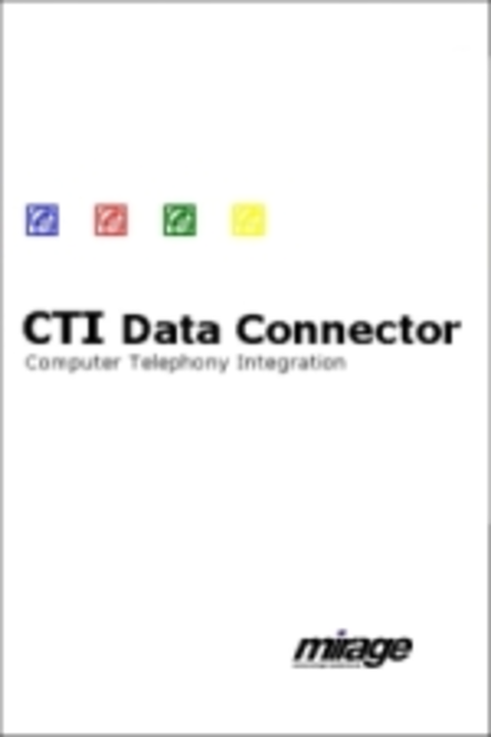 CTI Data Connector OEM Version - Product Family Screenshot