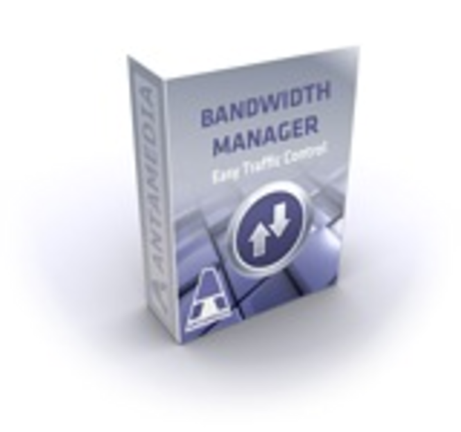 Antamedia Bandwidth Manager Standard Edition Screenshot 1