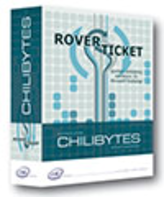 RoverTicket for Exchange Server Screenshot