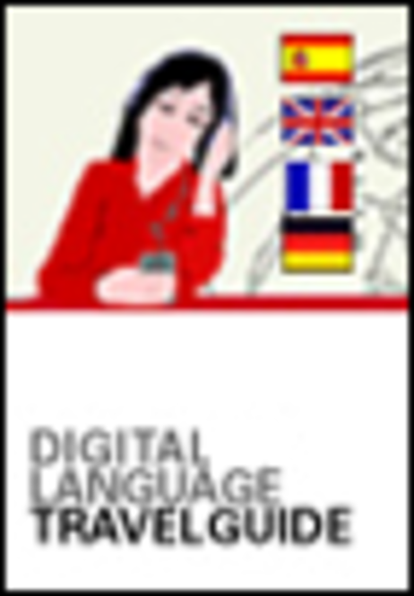 MP3 Language Travel Guide Spanish-English Screenshot