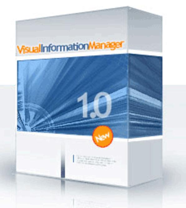 Visual Information Manager - Standard Screenshot