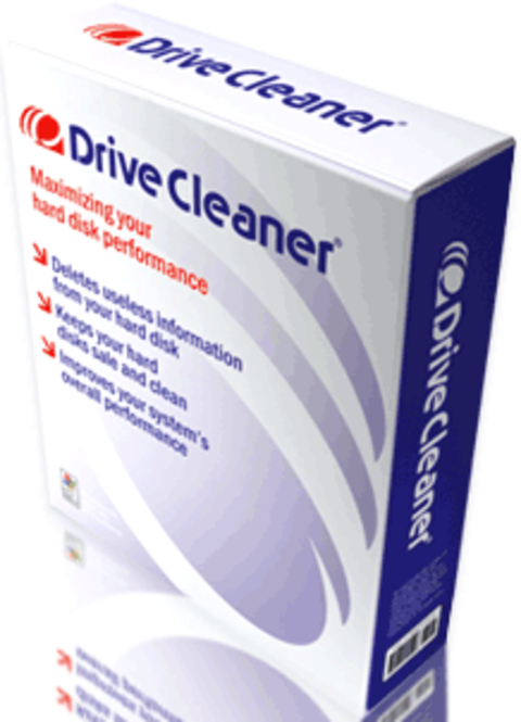 DriveCleaner Screenshot