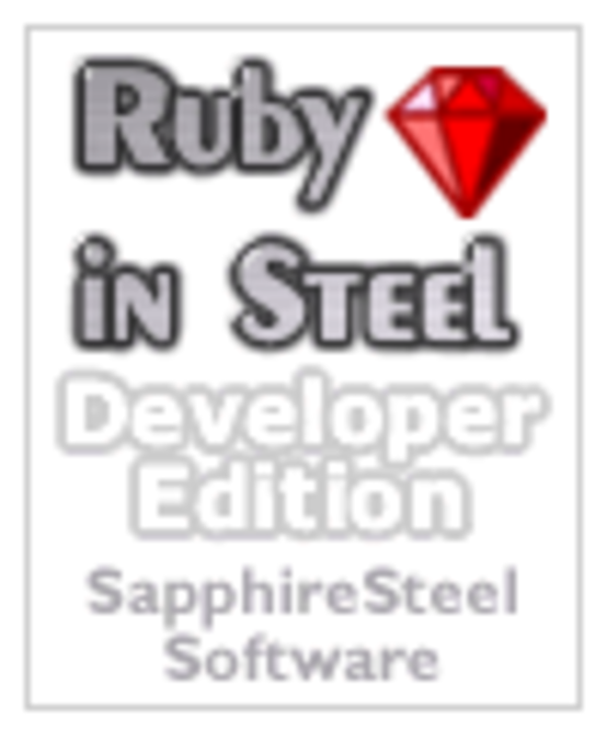 Ruby In Steel Developer Edition Screenshot
