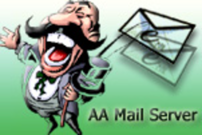 AA Mail Server - Standard Edition Screenshot 1