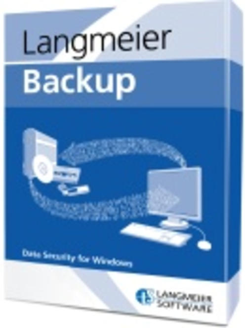 Upgrade to Langmeier Backup 6 Server Screenshot