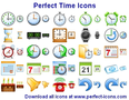 Perfect Time Icons 1