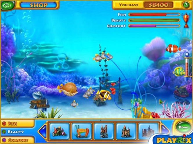 Fishdom Mac by Playrix Screenshot 1