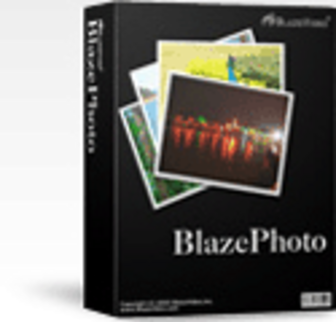 BlazePhoto Screenshot