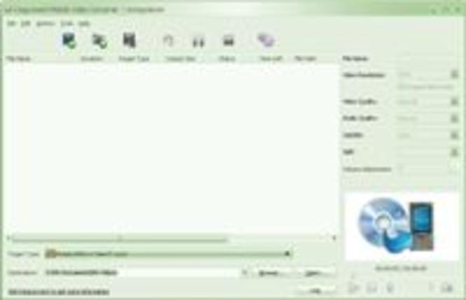 KingConvert DVD To Motorola Screenshot 1