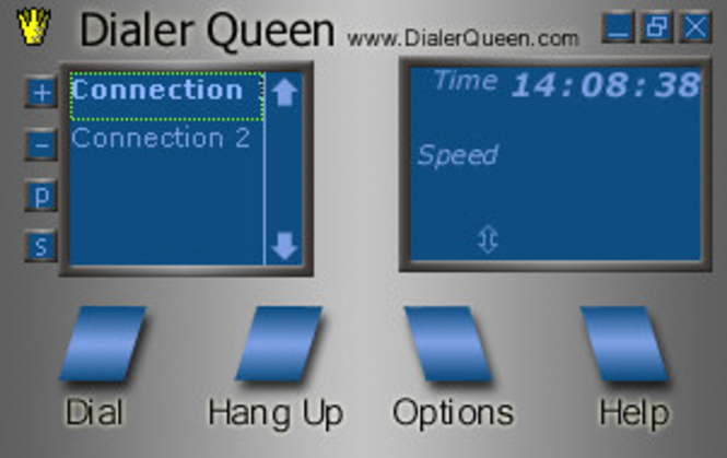 Dialer Queen Screenshot