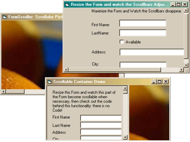 ScrollerII Screenshot 1