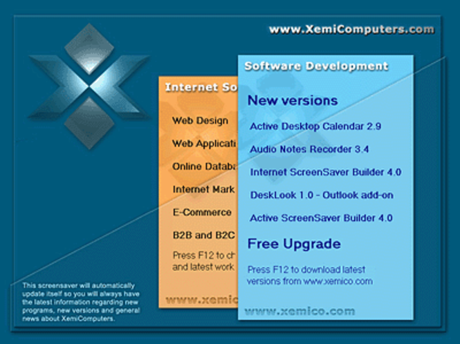 XemiComputers Screenshot