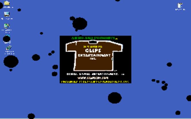 Ammo and PotShots Screen Saver Screenshot