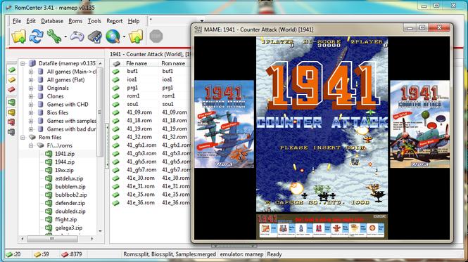 RomCenter Screenshot 1