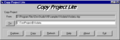 CopyProjectLite 1