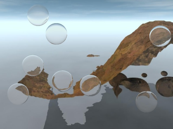 Bubbloids Screenshot 1