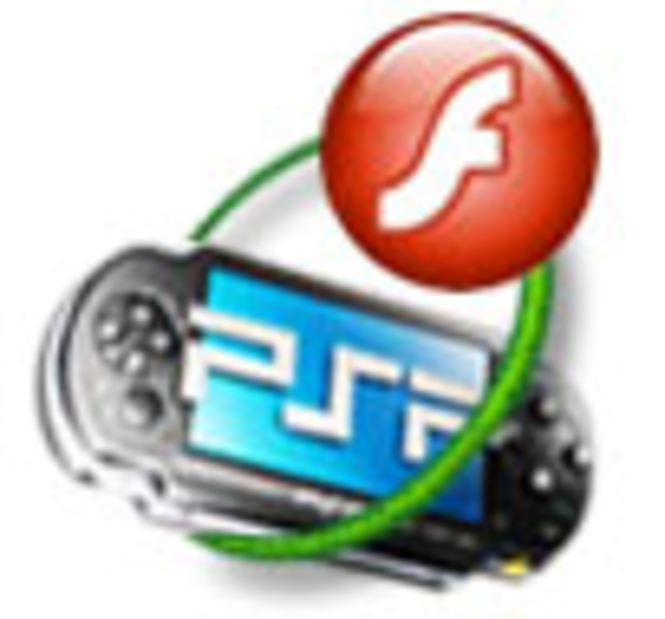 Flash to PSP Video Converter Suite Screenshot 1
