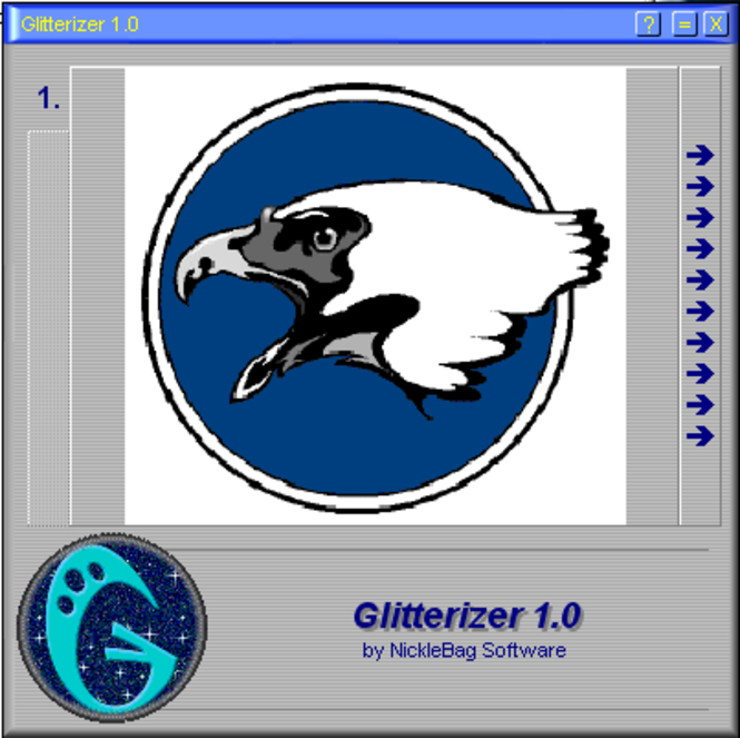 Glitterizer Screenshot