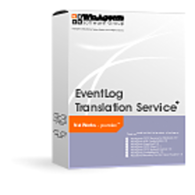 EventLog Translation Service (site license) Screenshot
