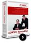 K821 5x one year Software Maintenance Renewal - KONSEC Konnektor 1