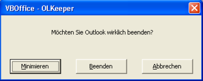 OLKeeper (German, Site License) Screenshot