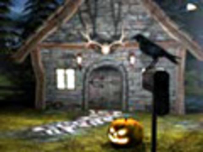 3D Gespenstisches Halloween Bildschirmschoner Screenshot