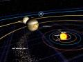 Sonnensystem 3D Bildschirmschoner 1