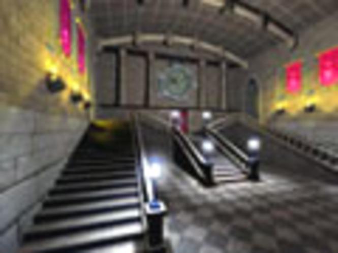 Zauberschule 3D Bildschirmschoner Screenshot 1
