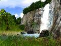 3D Wasserfall Bildschirmschoner 1
