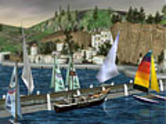 Leuchtturm 3D Bildschirmschoner Screenshot 1