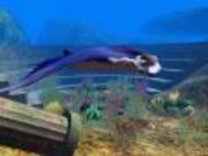 Atlantis 3D Bildschirmschoner Screenshot