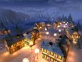 Winternacht 3D Bildschirmschoner 1