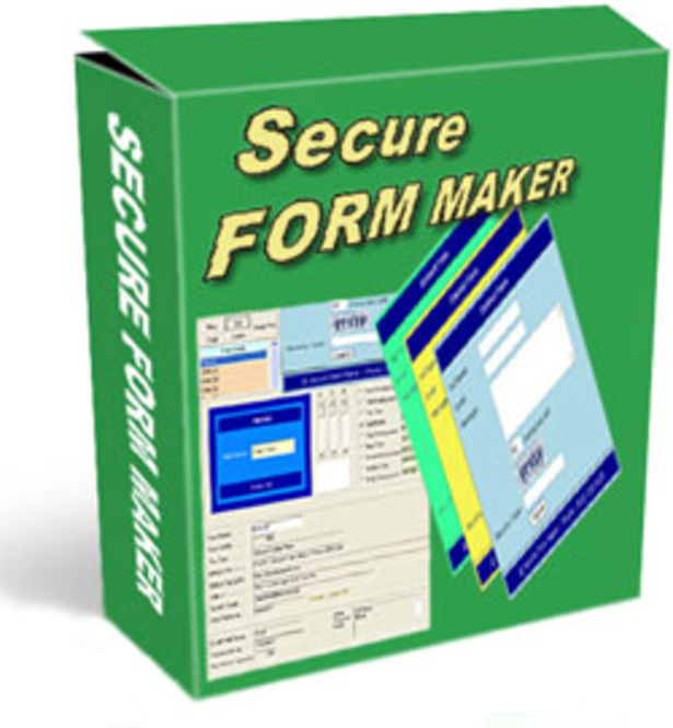 SecureFormMaker Screenshot