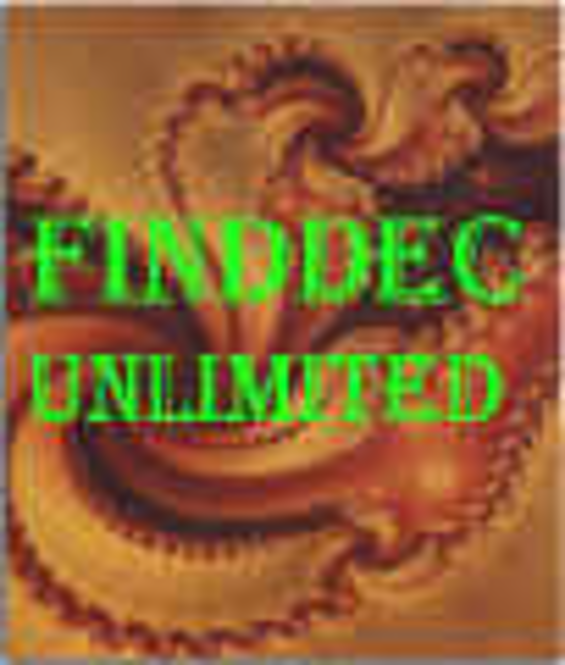 FindDec unlimited Screenshot