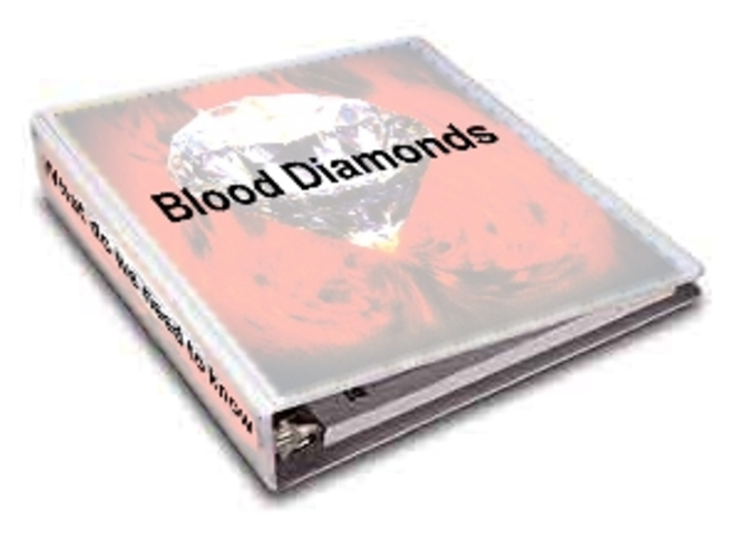 Report Blood Diamonds Screenshot