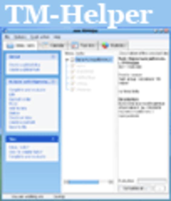 TM-Helper Subscription Screenshot 1