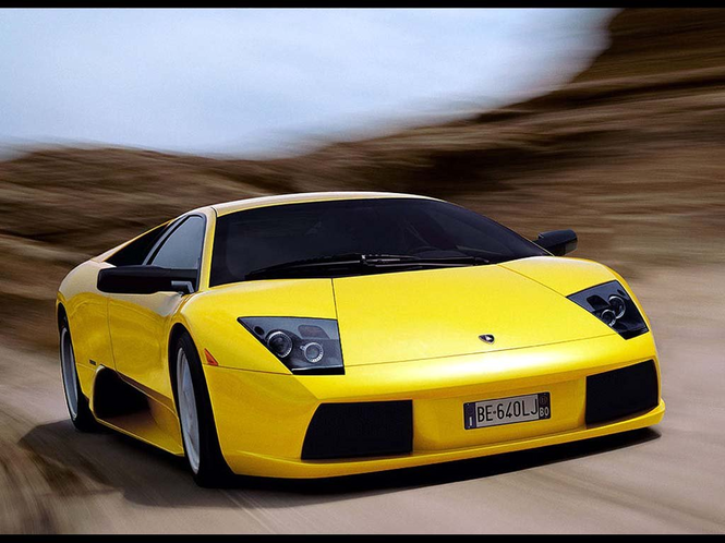 Lamborghini Screenshot