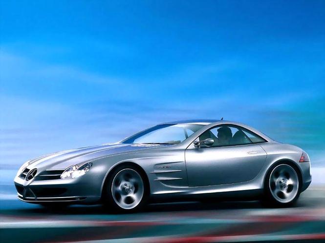 Mercedes Car Show Screenshot 1