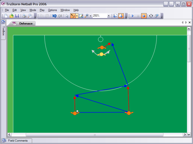 Netball Pro 2006 Screenshot 1