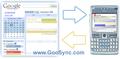 GooSync Google Calendar Mobile Sync 1