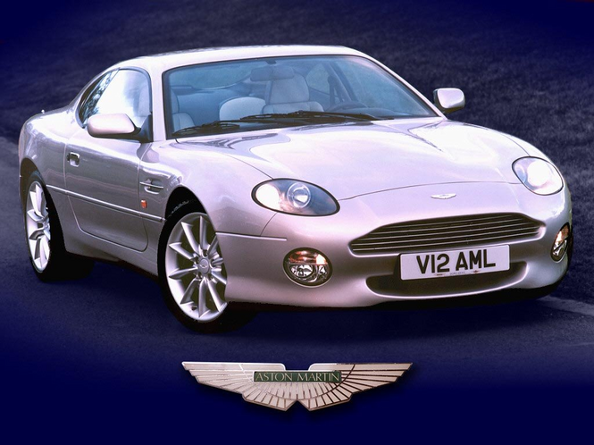 Aston Martin (James Bond) II Screenshot