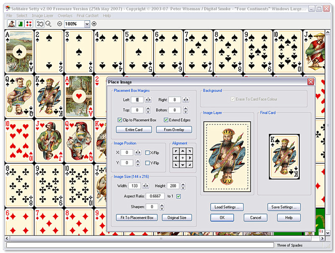 Solitaire Setty Screenshot 1
