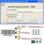EAN8 barcode prime image generator 1