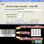 Code128 barcode prime image generator 1