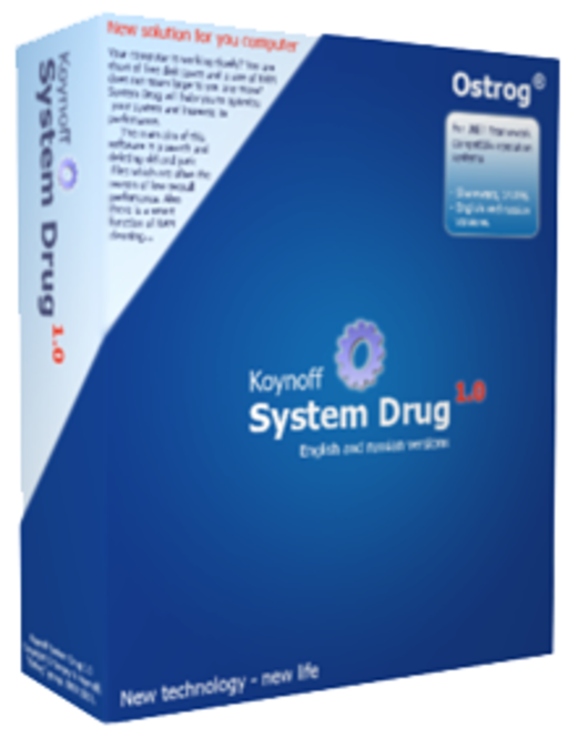 Koynoff System Drug Screenshot