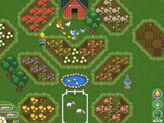Alice Greenfingers Screenshot