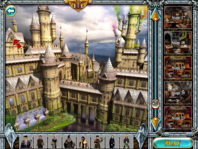 Magic Academy Screenshot 2