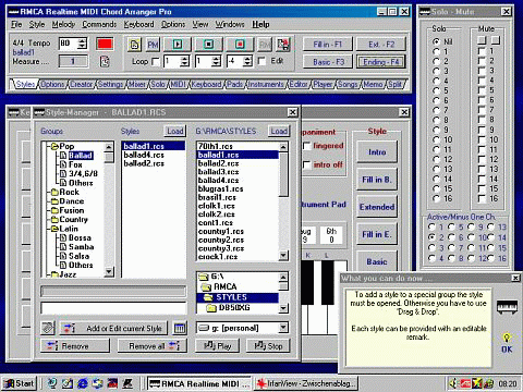Portable RMCA Pro Screenshot